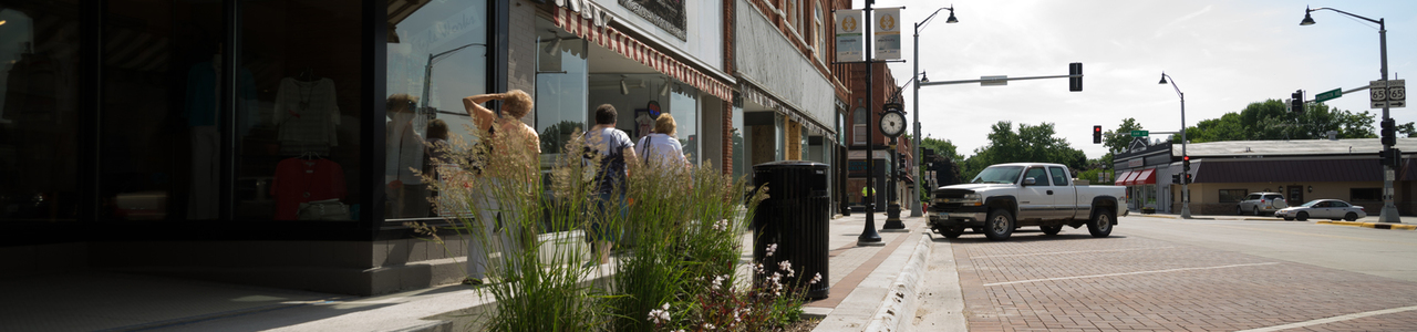 Downtown Streetscape and Infrastructure Improvements, City of Iowa Falls, Iowa