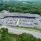 Project shot of Ag Center Parking Lot Improvements