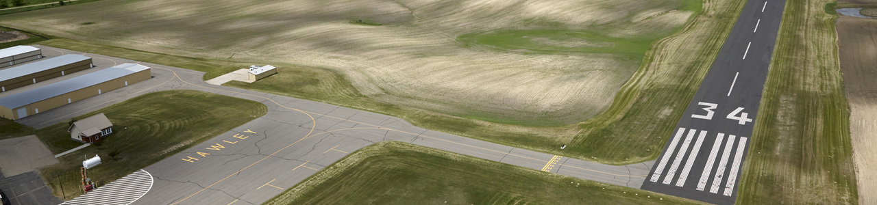 Airport Master Plan, City of Hawley, Minnesota