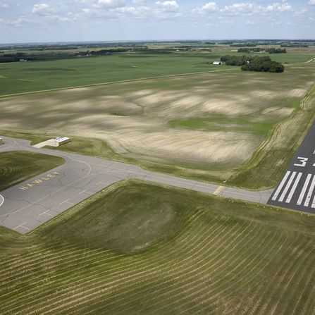 Image of Airport Master Plan, City of Hawley, Minnesota