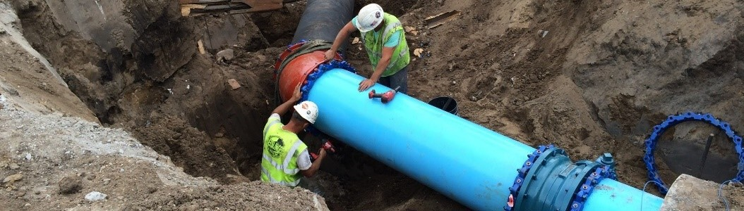 36-Inch PCCP Watermain Rehabilitation, Joint Water Commission
