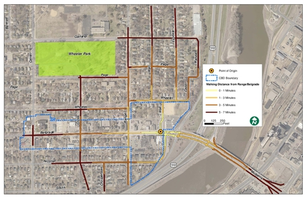 Image of Belgrade Avenue Corridor Study, Mankato/North Mankato Area Planning Organization