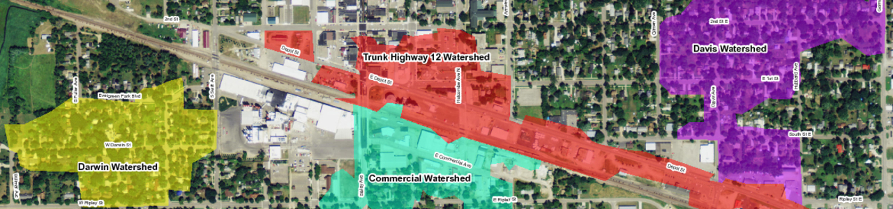 Storm Sewer Improvements, City of Litchfield, Minnesota