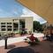Project shot of Hub Plaza Improvements