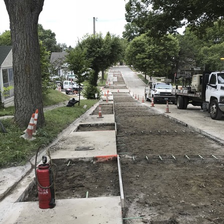 Image of Concrete Pavement Rehabilitation, City of Minneapolis, Minnesota