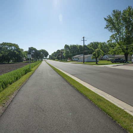 Image of Margaret Street Reconstruction, City of Fairmont, Minnesota