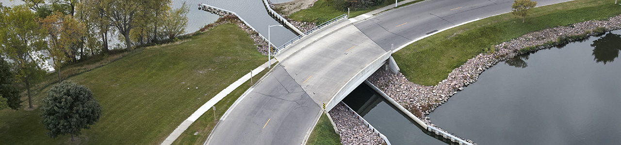 Woodland Avenue Channel Improvements, City of Fairmont, Minnesota