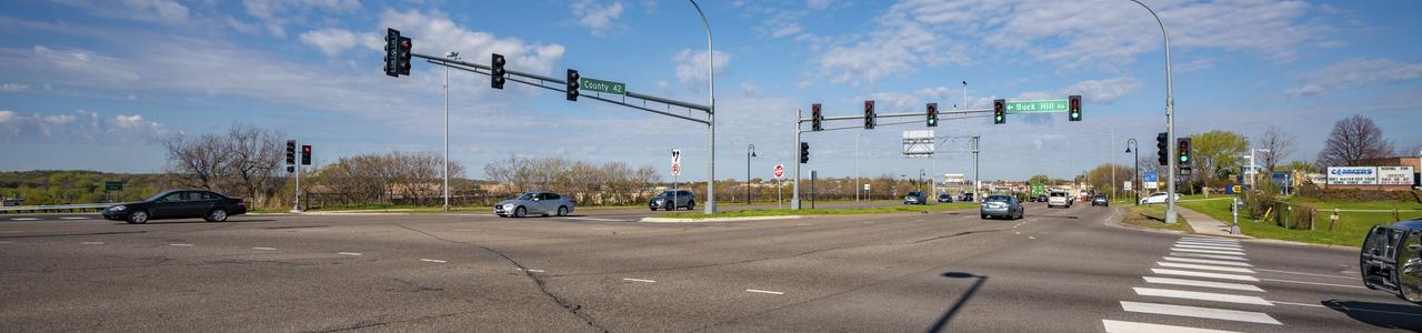 I-35W/CSAH 42 Improvements, Dakota County, Minnesota