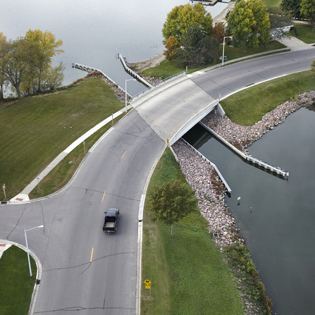 Image of Woodland Avenue Channel Improvements, City of Fairmont, Minnesota