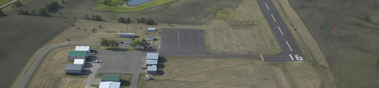 Runway Operations Report, City of Long Prairie, Minnesota
