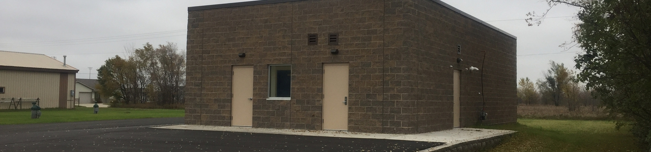 Water Treatment Facility, City of Carlos, Minnesota