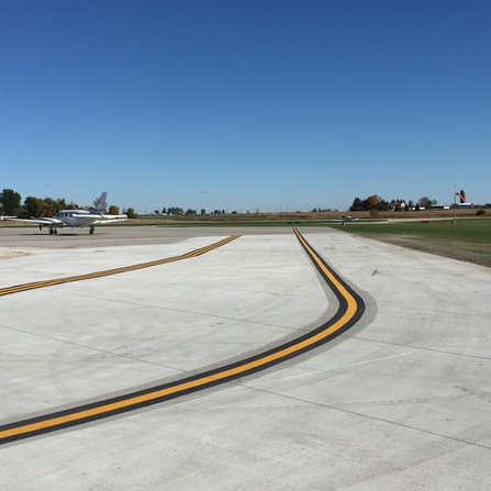 Image of Apron Rehabilitation Phase IV, City of Boone, Iowa