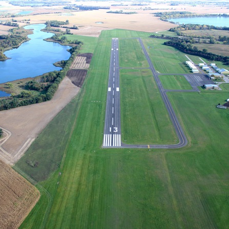 Image of Runway 13/31 Improvements, City of Litchfield, Minnesota