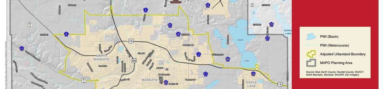 2045 Long Range Transportation Plan, Mankato/North Mankato Area Planning Organization (MAPO)