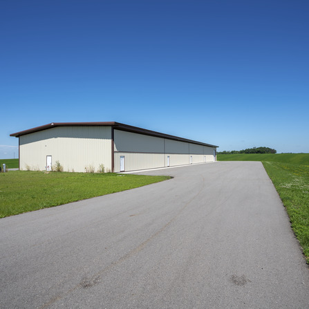 Image of 8 Unit T-Hangar, City of Hawley, Minnesota