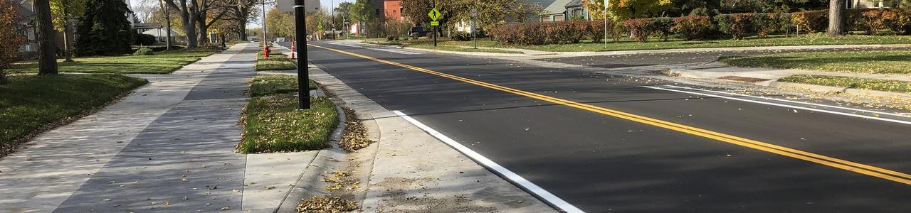 Cedar Lake Road Improvements, City of St. Louis Park, Minnesota
