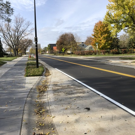 Image of Cedar Lake Road Improvements, City of St. Louis Park, Minnesota