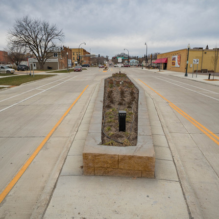 Image of TH 99 (Broadway Avenue) Downtown Streetscape and Infrastructure Improvements, City of Saint Peter, Minnesota