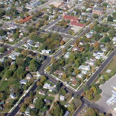 Image of SE Utility and Street Improvements, City of Wadena, Minnesota