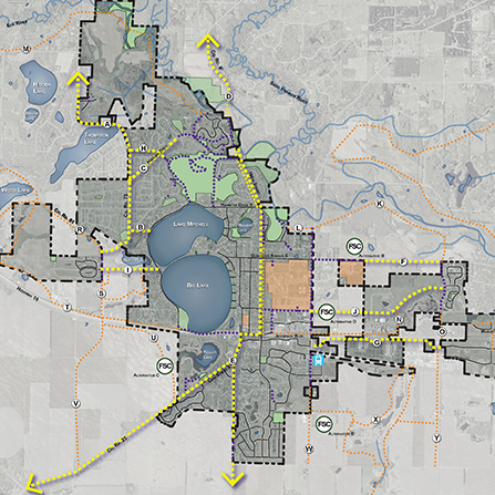Image of Parks and Trails Master Plan, City of Big Lake, Minnesota