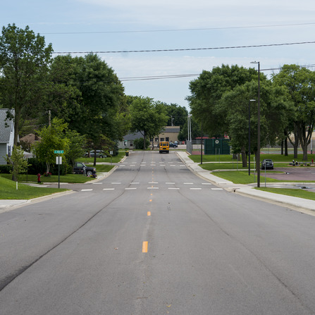 Image of Gould Street Improvements, City of Redwood Falls, Minnesota