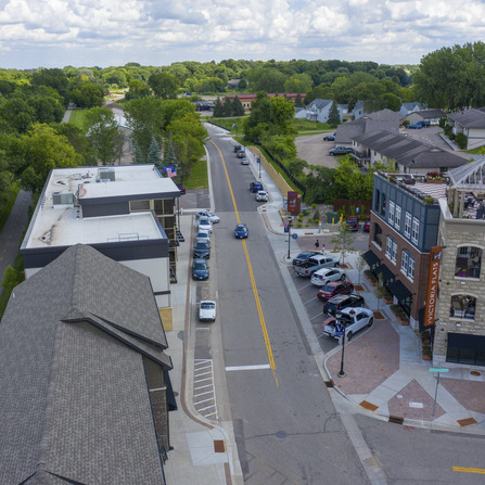 Image of Stieger Lake Lane Street and Parking Improvements, City of Victoria, Minnesota