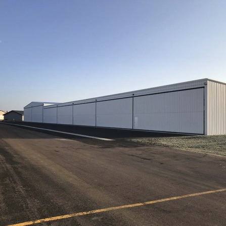 Image of Multi-Bay Hangars, City of Redwood Falls, Minnesota
