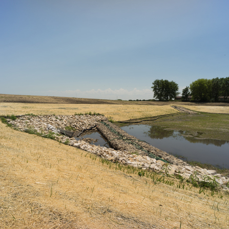 Image of North Central Stormwater Project, City of Storm Lake, Iowa