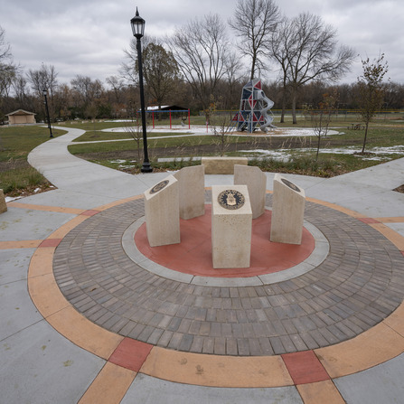 Image of Veterans Memorial Park Improvements, City of Maple Plain, Minnesota