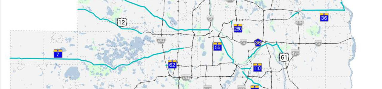 Principal Arterial Intersection Conversion Study, Metropolitan Council and MnDOT Metro