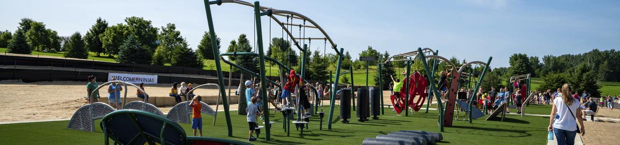Grassmann Park, City of Jordan, Minnesota