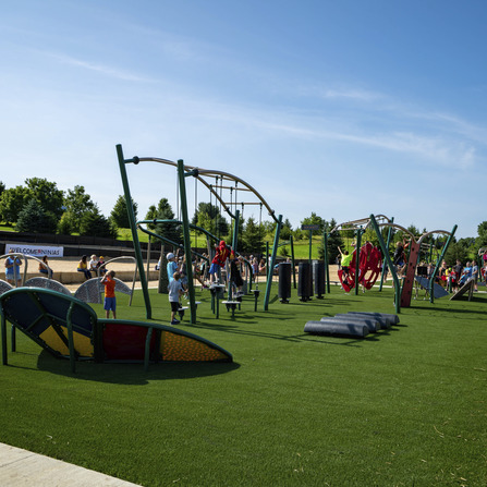 Image of Grassmann Park, City of Jordan, Minnesota