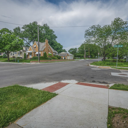 Image of 8th Avenue Paving for Progress, City of Cedar Rapids, Iowa