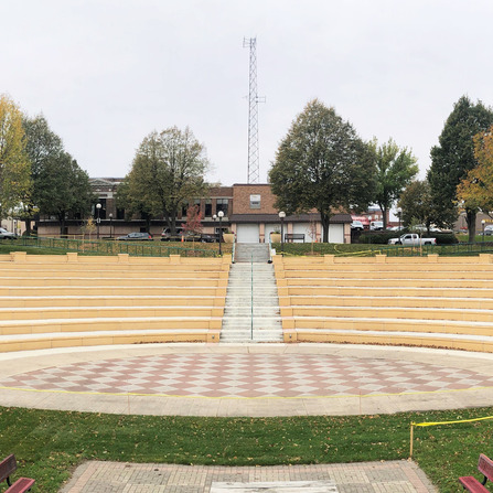 Image of German Park Amphitheater, City of New Ulm, Minnesota