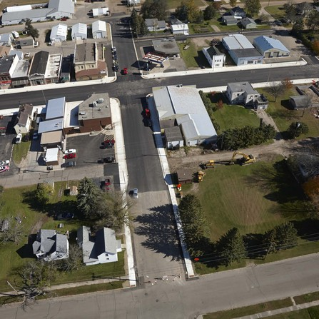Image of TH 71 Improvements, City of Browerville, Minnesota
