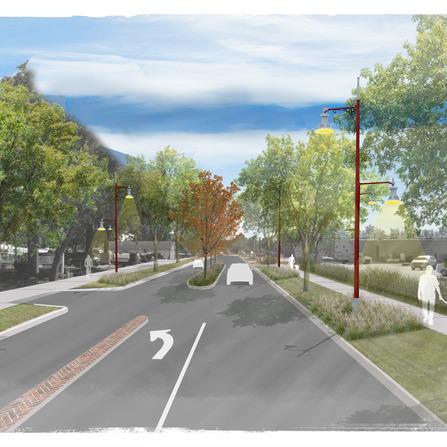 Image of Robins Road Study, City of Hiawatha, Iowa