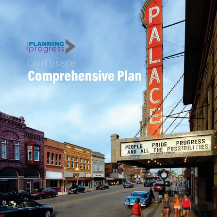 Image of Comprehensive Plan Update, City of Luverne, Minnesota