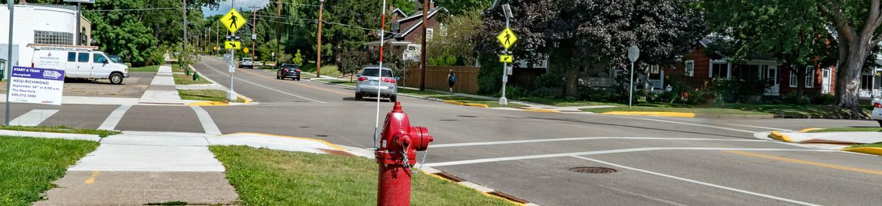 Vine Street Improvements, City of Hudson, Wisconsin