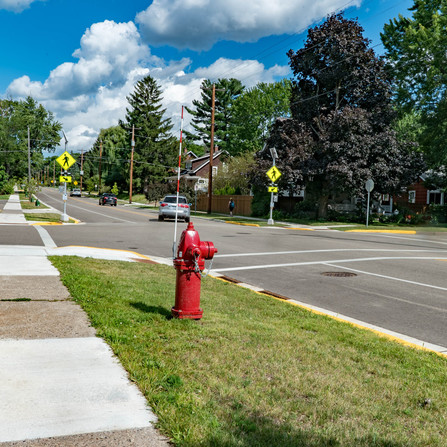 Image of Vine Street Improvements, City of Hudson, Wisconsin