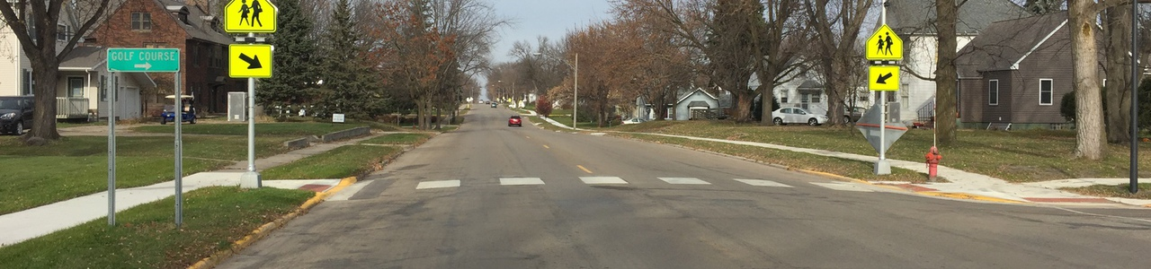 Safe Routes to School Infrastructure, City of Wells, Minnesota