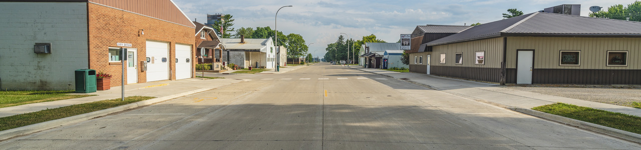 Infrastructure Improvements, City of Ostrander, Minnesota