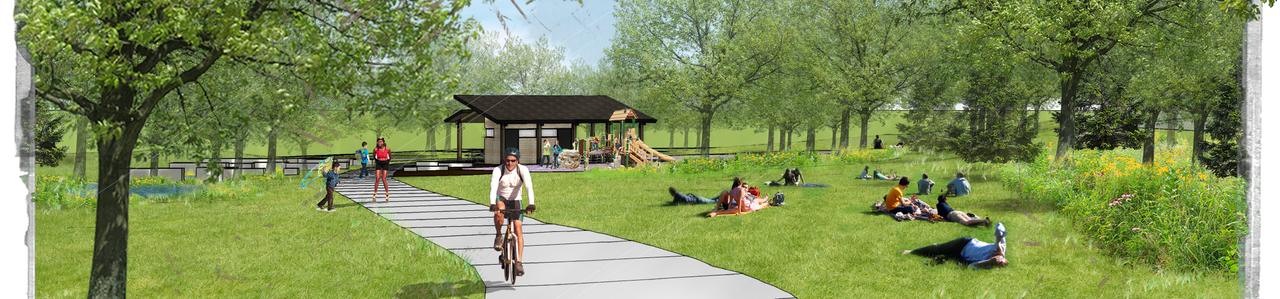 Canary Park Site Plan, City of Clive, Iowa