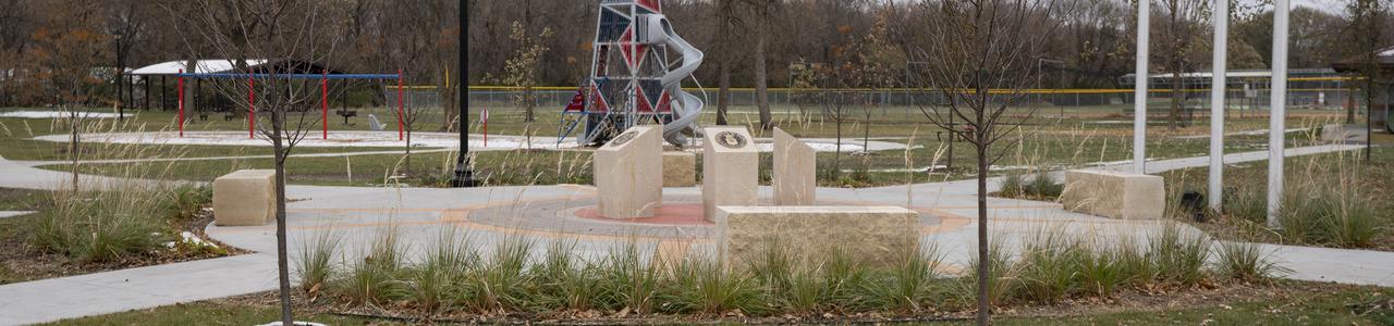 Veterans Memorial Park Improvements, City of Maple Plain, Minnesota