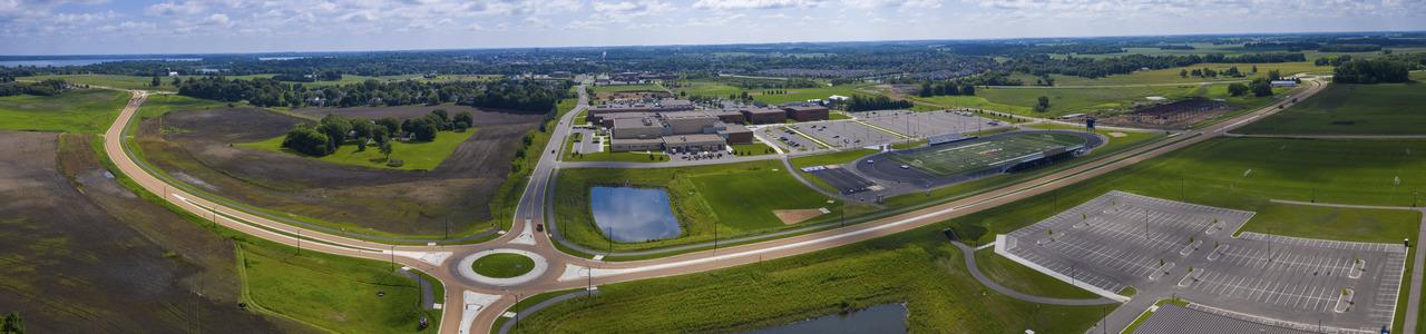 CSAH 10 Realignment in Waconia, Carver County, Minnesota