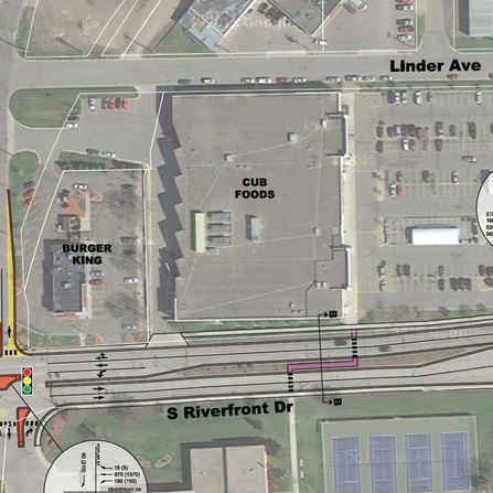 Image of Riverfront Drive Corridor Study, Mankato/North Mankato Area Planning Organization