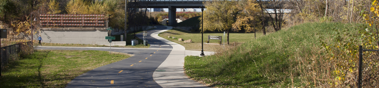 Dinkytown Greenway, City of Minneapolis, Minnesota