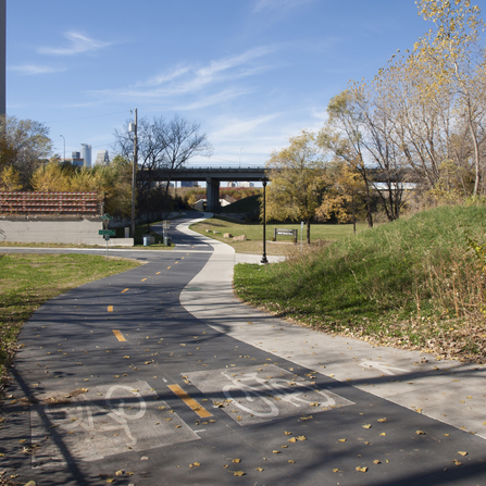 Image of Dinkytown Greenway, City of Minneapolis, Minnesota