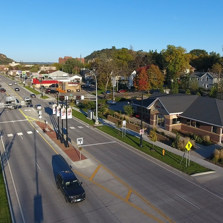 Image of TH 61 Downtown Improvements, City of Red Wing, Minnesota
