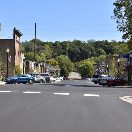 Image of Downtown Improvements, City of Jordan, Minnesota