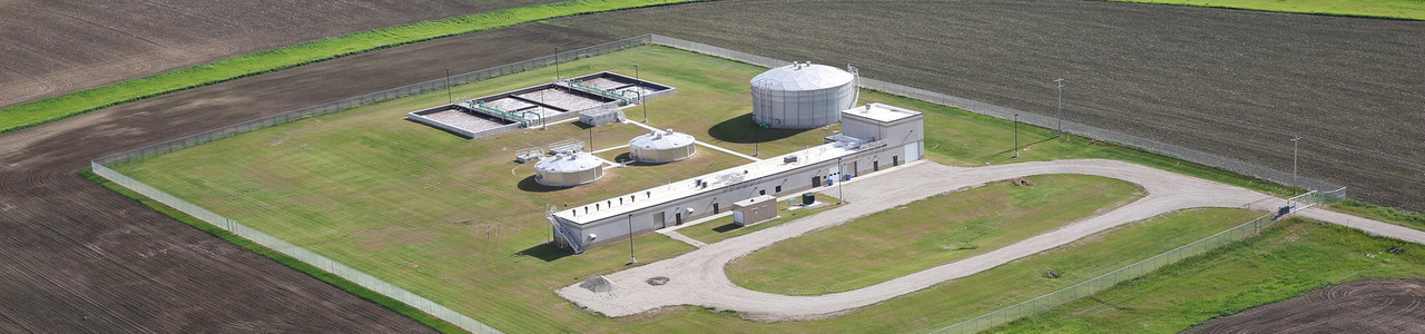 Wastewater Industrial Treatment Facility, City of Le Mars, Iowa